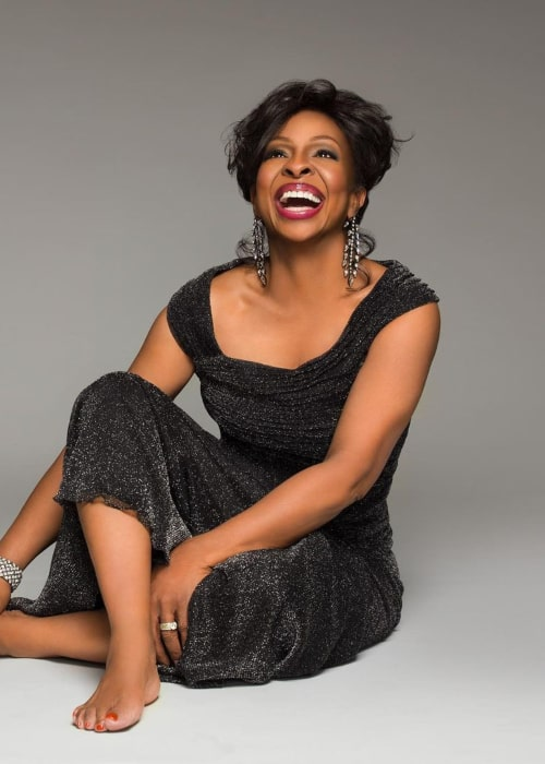 Gladys Knight as seen in an Instagram Post in May 2020