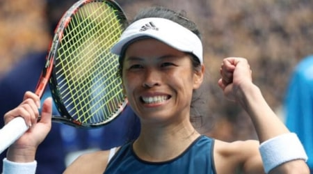 Hsieh Su-wei Height, Weight, Age, Body Statistics