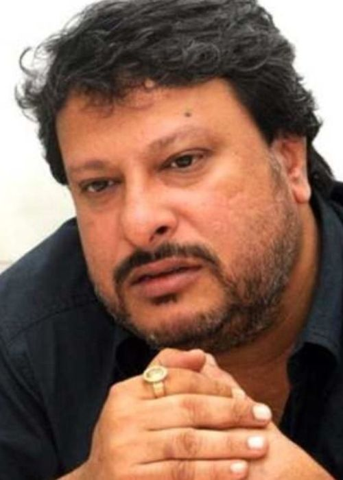 Indian film director Tigmanshu Dhulia