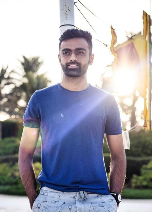 Jaydev Unadkat as seen in an Instagram Post in November 2020