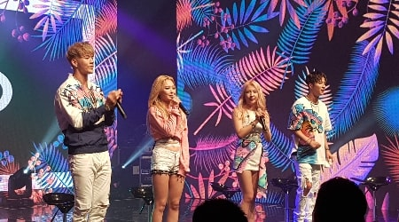 Kard (Group) Members, Tour, Information, Facts