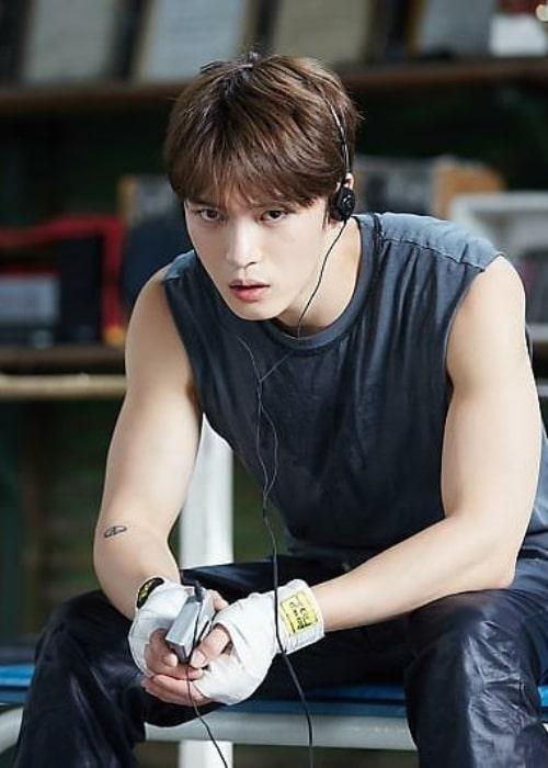 Kim Jae-joong as seen in an Instagram Post in August 2020