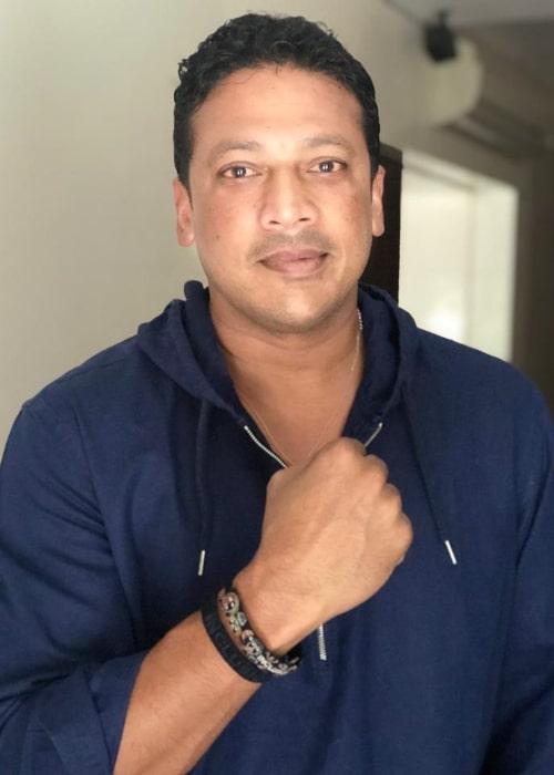 Mahesh Bhupathi as seen in an Instagram Post in November 2019