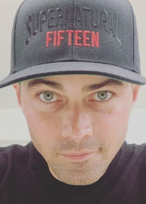 Matt Cohen in September 2020 sharing how it feels like the perfect fit for the day