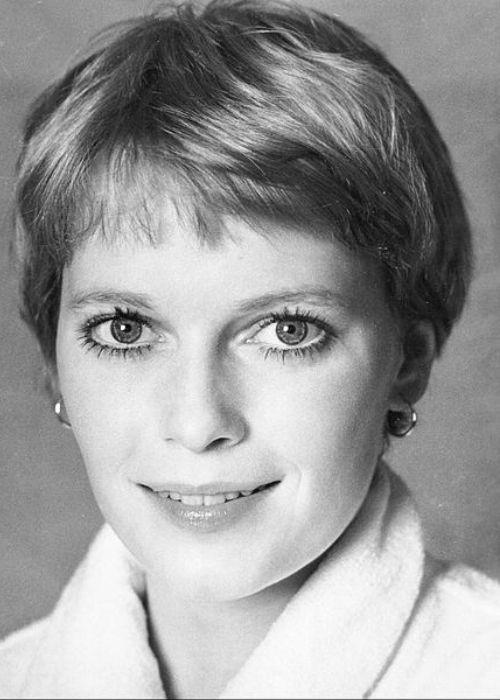 Mia Farrow as seen in a photo still from the film John and Mary