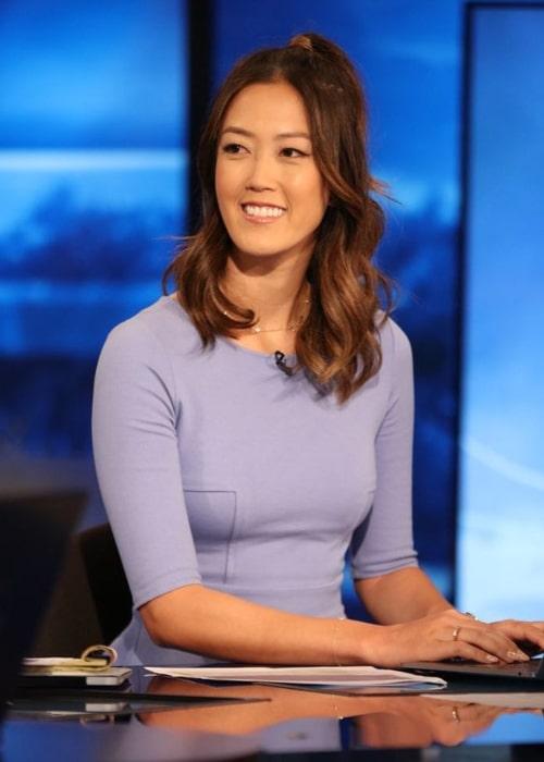 Michelle Wie as seen in an Instagram Post in September 2019