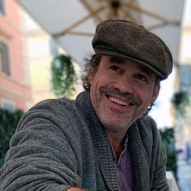 Nicholas Brendon as seen in Italy in November 2018