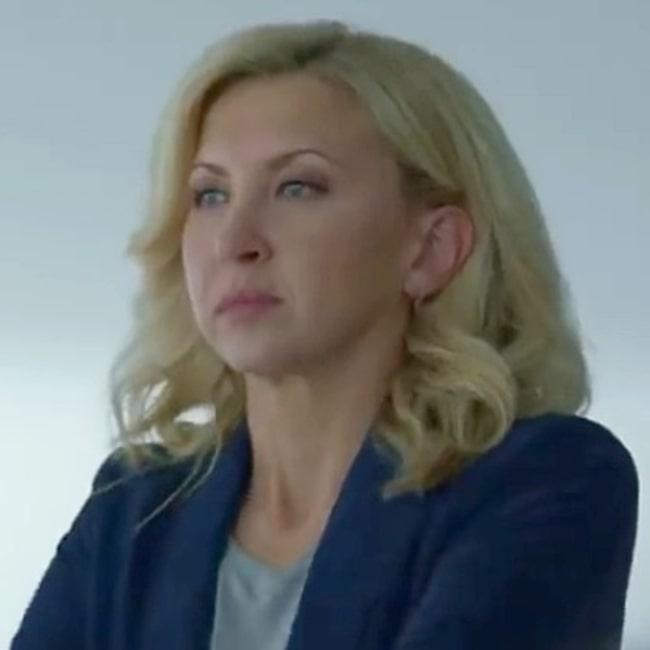 Nina Arianda as seen in a screenshot that was taken from the trailer of Billions Season 4 (2019)