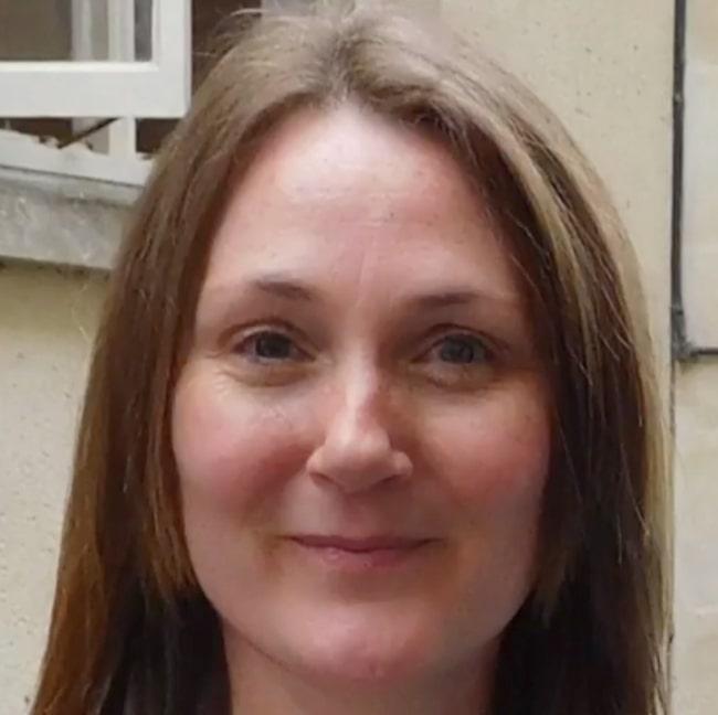Ruth Gemmell in 2018