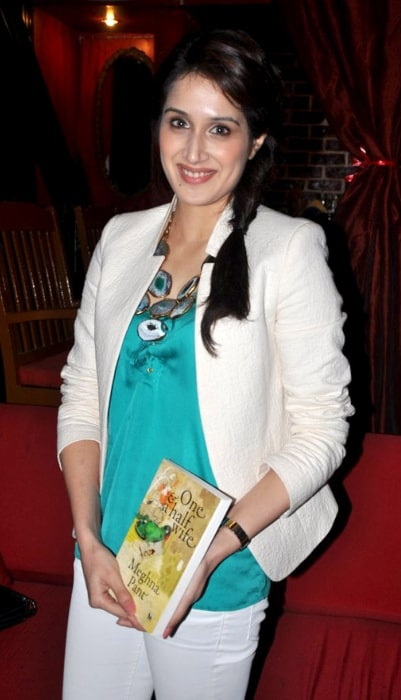 Sagarika Ghatge as seen during an event in May 2012