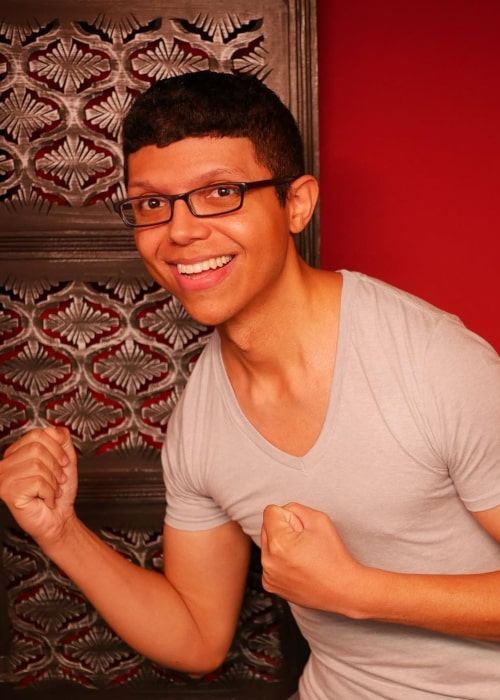 Tay Zonday as seen in an Instagram Post in August 2020
