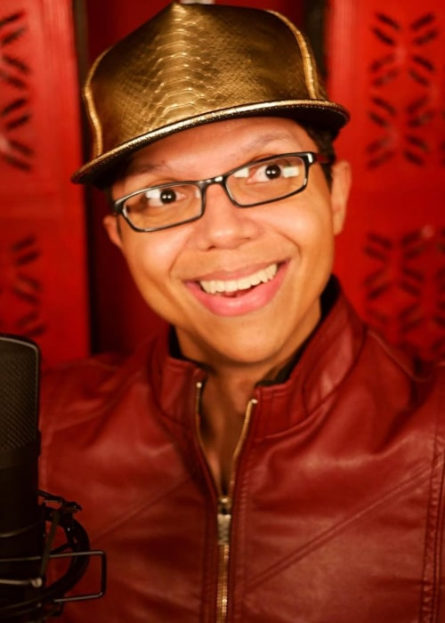 Tay Zonday as seen in an Instagram Post in December 2020