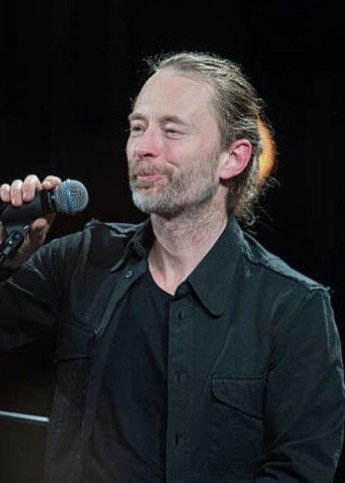 Thom Yorke as seen in an Instagram Post in March 2018