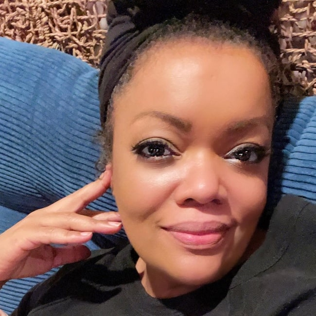 Yvette Nicole Brown in February 2021 urging everyone to make sure there is no ill-feeling being harbored in the heart