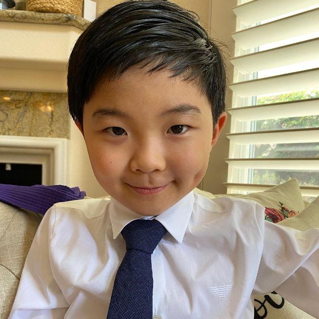 Alan S. Kim as seen in an Instagram pic in 2021