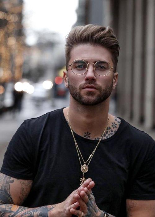 American tattoo artist Daniel Joseph Silva