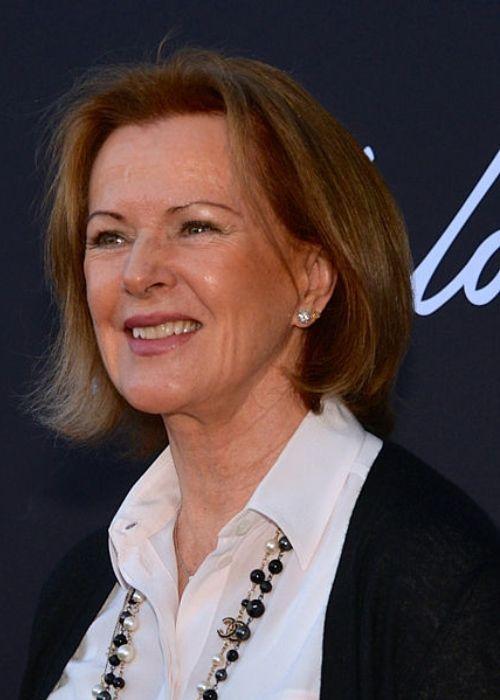 Anni-Frid Lyngstad as seen in 2013