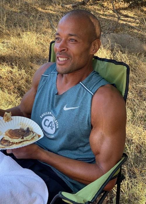 David Goggins as seen in an Instagram Post in October 2019