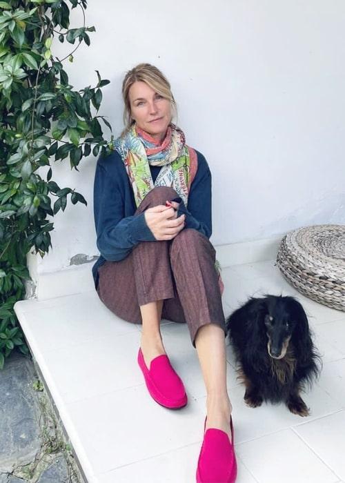 Ellen Hidding as seen in a picture that was taken in March 2021