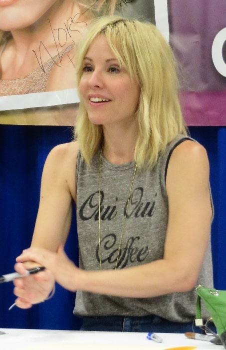 Emma Caulfield in 2017