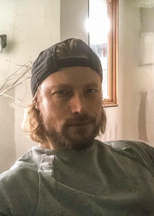 Gabriel Aubry as seen in an Instagram Post in December 2020