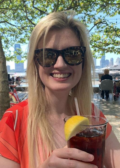 Grace Randolph as seen in an Instagram Post in July 2019