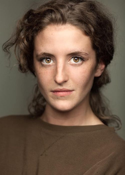 Irish actress Louisa Harland
