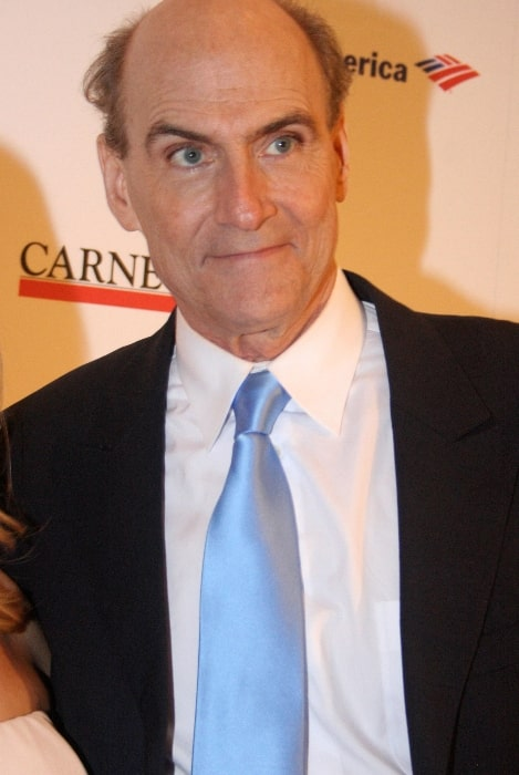 James Taylor as seen at the 120th Anniversary of Carnegie Hall in MOMA, New York City in April 2011