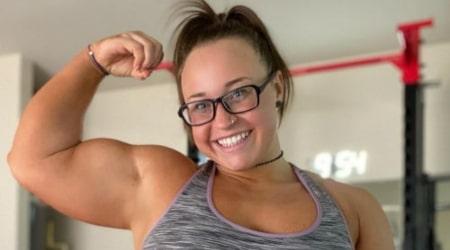 Jordynne Grace Height, Weight, Age, Body Statistics