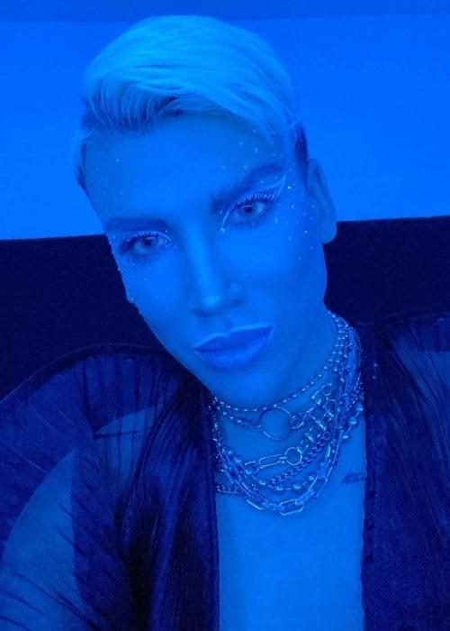 Kerimcan Durmaz as seen in a selfie that was taken in Los Angeles, California in December 2020