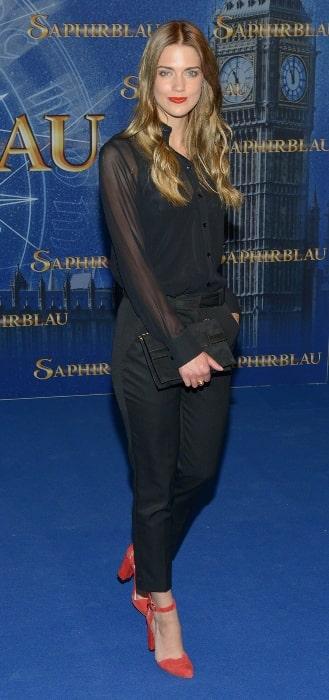 Laura Berlin in August 2014