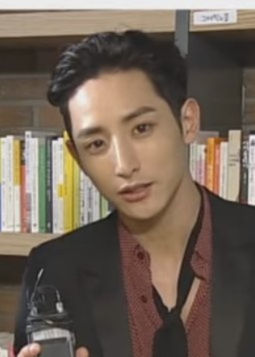 Lee Soo-hyuk in July 2015