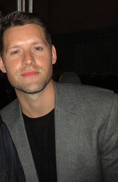 Luke Kleintank in April 2019