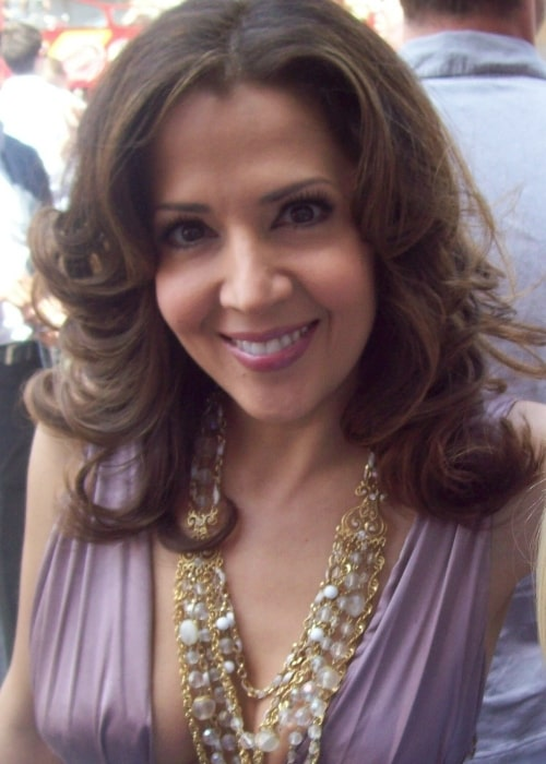 Maria Canals-Barrera as seen in February 2007