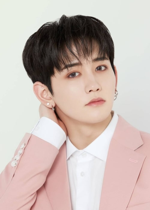 Mashiho as seen in a picture that was taken in the year 2021
