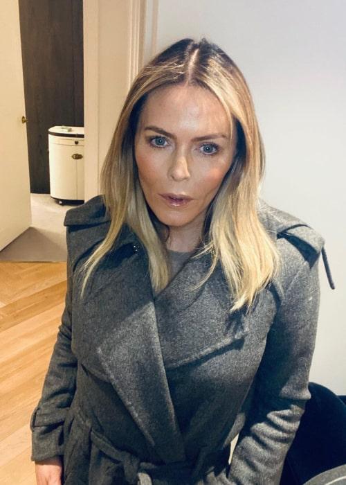 Patsy Kensit as seen in an Ibstagram Post in December 2020