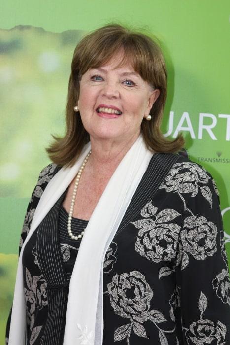Pauline Collins in 2012