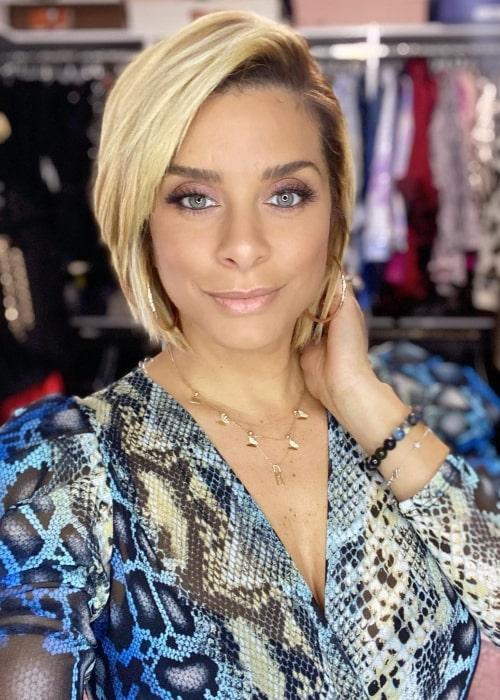 Robyn Dixon in March 2021