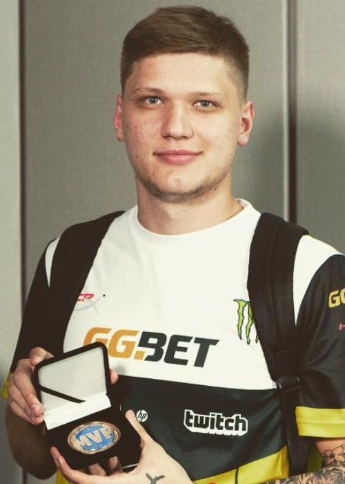 S1mple as seen in an Instagram Post in July 2018
