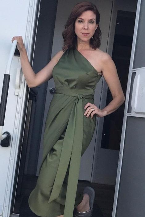 Sabrina Grdevich in 2021