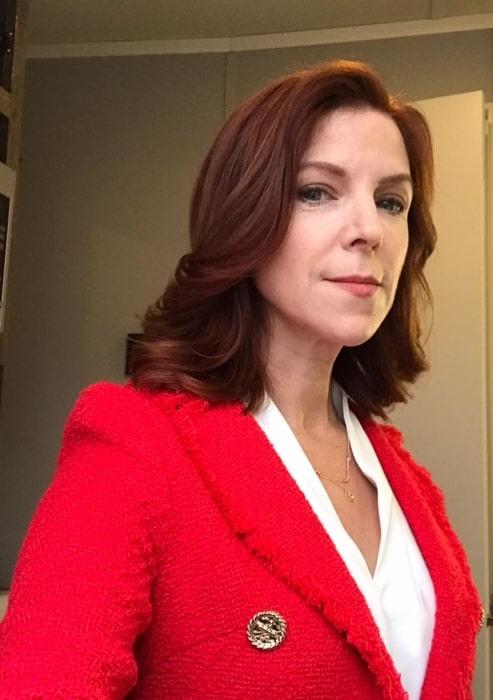 Sabrina Grdevich in March 2021