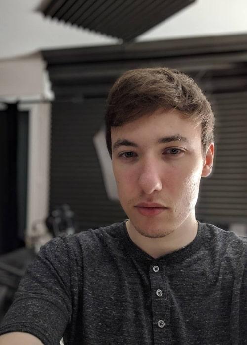 Sardoche as seen in a selfie that was taken in March 2019