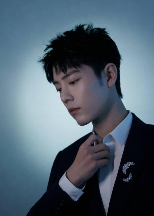 Sean Xiao as seen in an an Instagram Post in February 2021