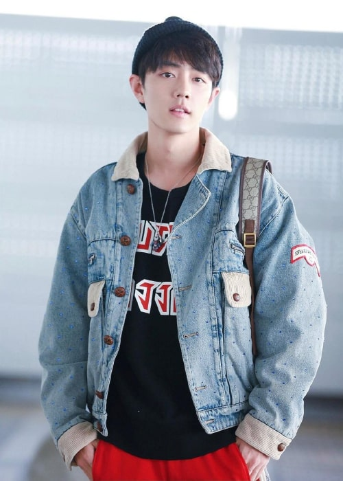 Sean Xiao as seen in an an Instagram Post in November 2020