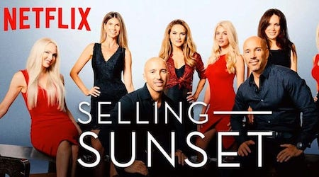 Selling Sunset (TV Series) Cast, Actors