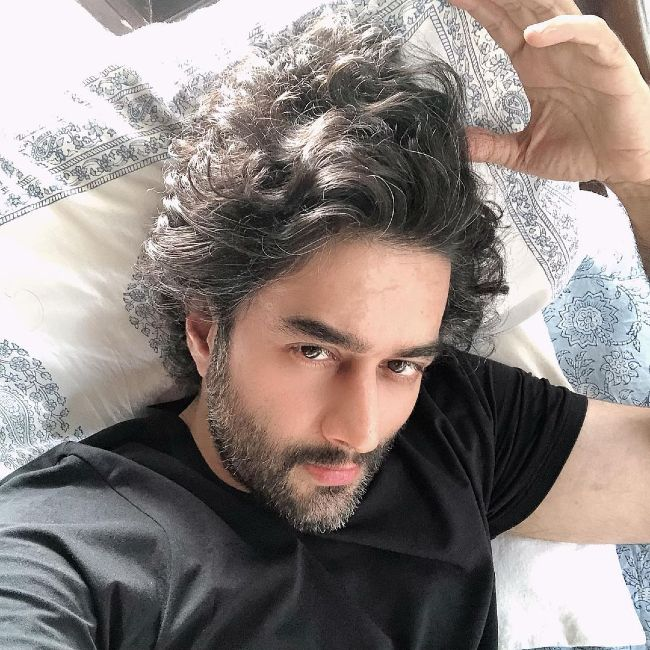 Shekhar Ravjiani as seen in a selfie in 2020