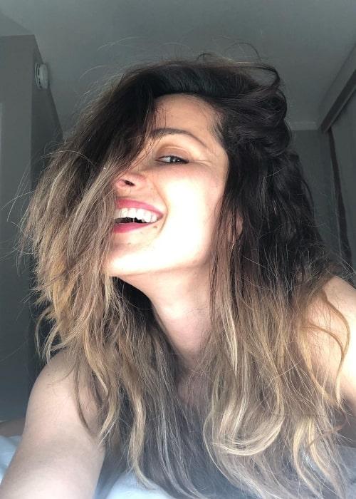 Stefania Spampinato Bio, Family, Relationship, Career, and