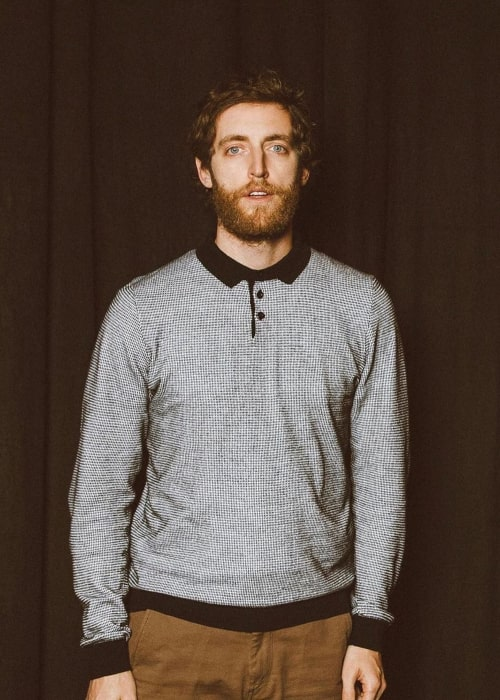 Thomas Middleditch as seen in an Instagram Post in March 2020
