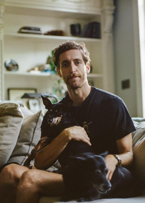 Thomas Middleditch as seen in an Instagram Post in November 2020