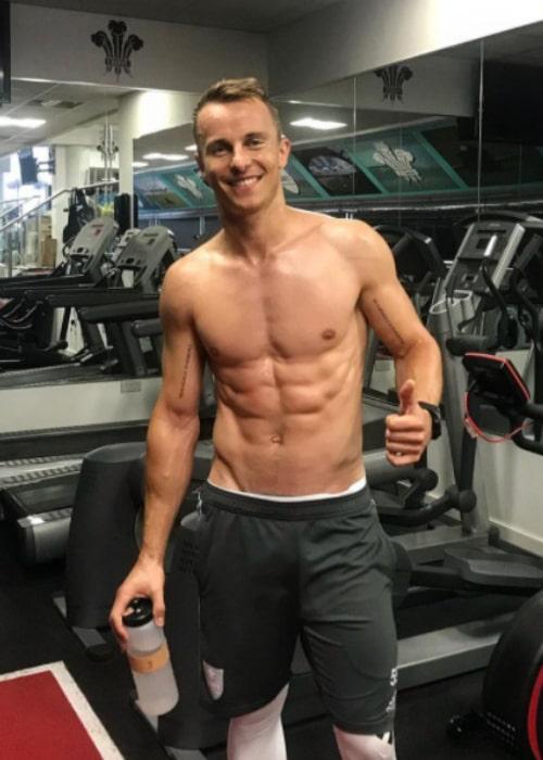Tom Curran as seen in an Instagram Post in August 2019